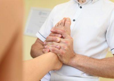 terapia manualna kostka