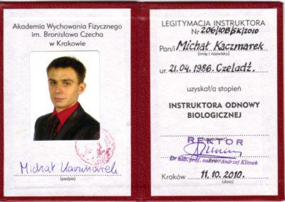 kaczmarek-Instruktor LA