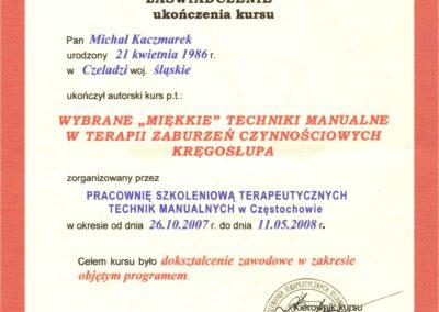 kaczmarek-Miękka Terapia Manualna