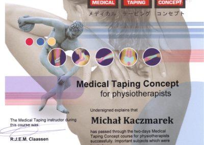 kaczmarek-Taping Medyczny